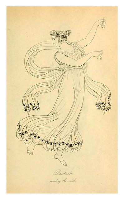 003-Bacante bailando-Costume of the ancients-1812-Thomas Hope