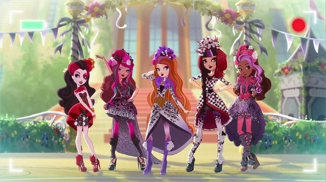 Ever After High Spring Unsprung movie
