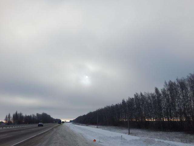 зимняя дорога | horoshogromko.ru
