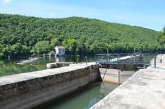 River Lot - Écluse d'Orgueil