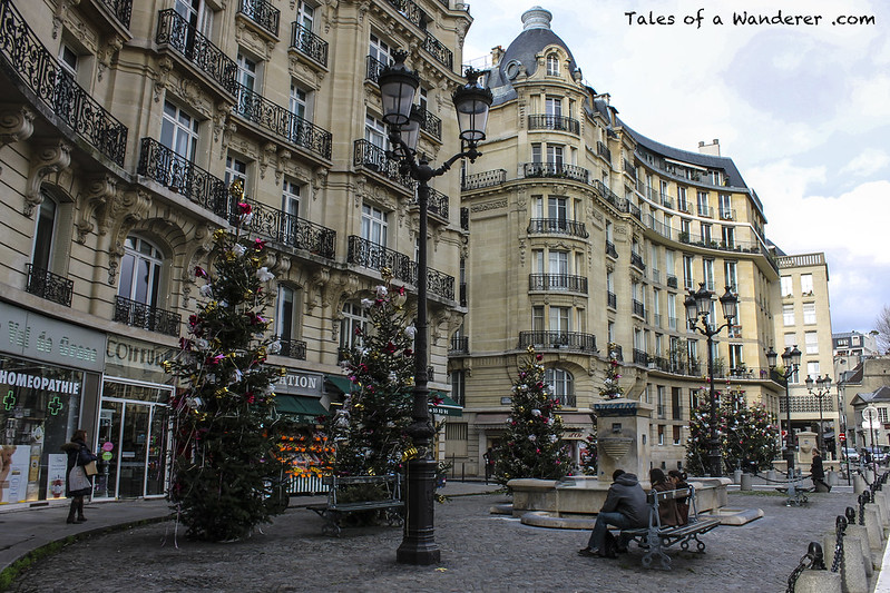 PARIS - Rue Saint-Jacques
