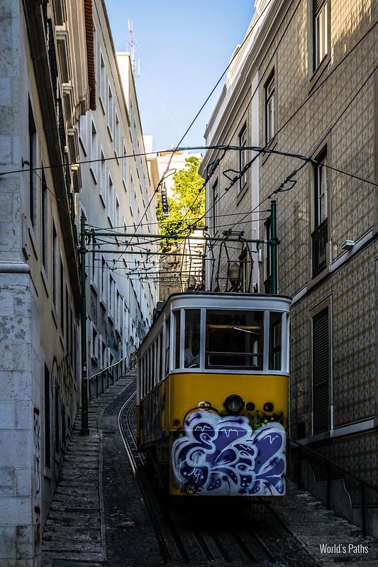 Cremagliera di Lisbona