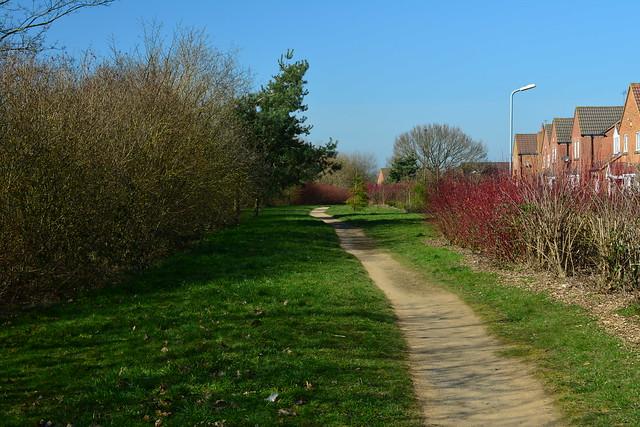 20140309-01_Cawston Grange Perimeter Path