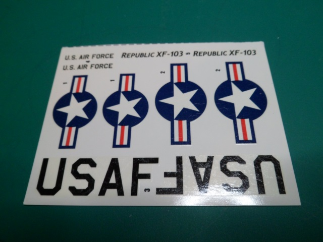 Ouvre boîte Republic XF-103 Thunderwarrior [Anigrand 1/72] 16162568926_27a7140b2a_o