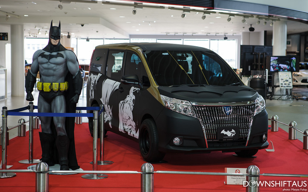 DS Does Japan - Toyota Megaweb