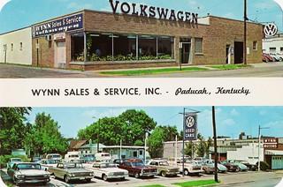 flickr  vintage volkswagen dealerships pool