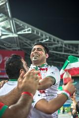 Iran fans - IRAN v QATAR - 2015 AFC Asian Cup SYDNEY