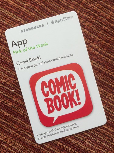 Starbucks iTunes Pick of the Week - ComicBook!