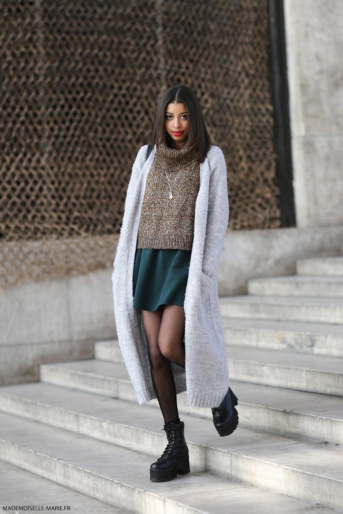 Inee at Paris fashion week menswear copie