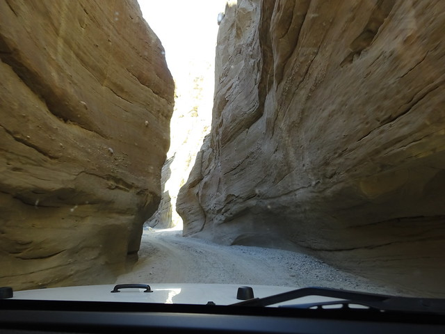 Sandstone Canyon Hike — Anza-Borrego | Oh, the Places They Go!