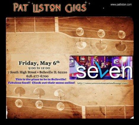 Pat Liston 5-6-16