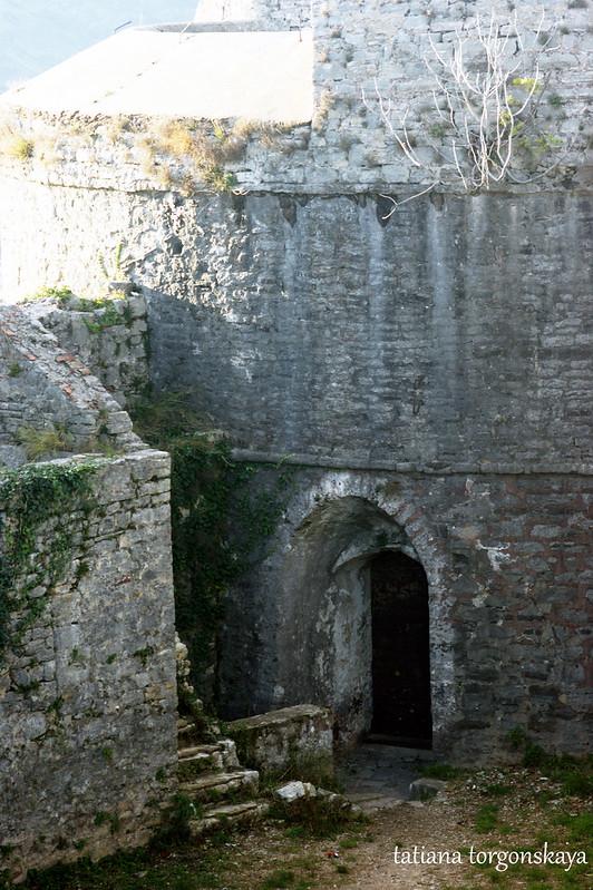 Старый вход