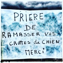 Crotes? Crottes! #nocomment - Photo of Mont-devant-Sassey