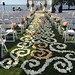 Rose Petals Wedding Aisle - — Amaryllis, Inc. Floral & Event Design, Washington, D.C.
