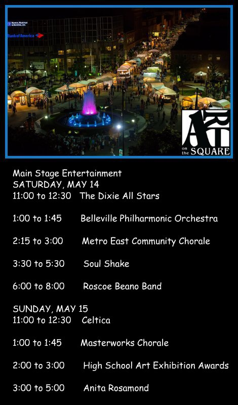 Art On The Square 5-14-16