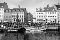 Copenhagen 2016 - Black and White