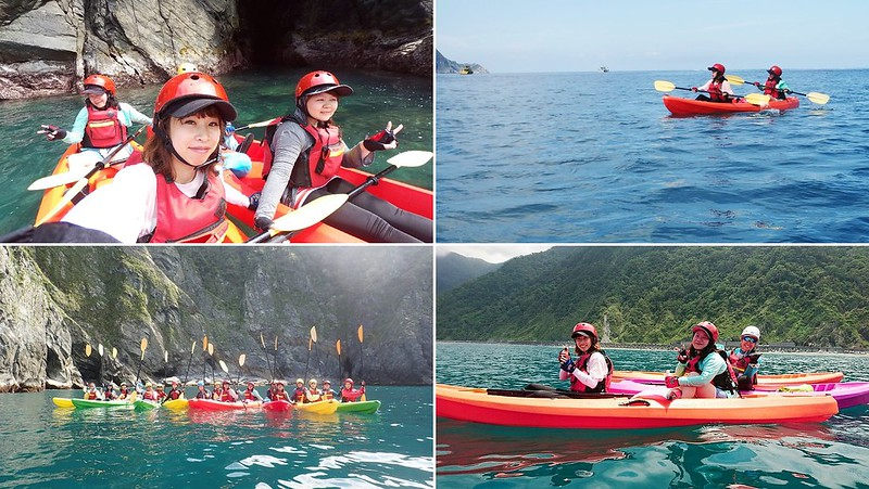 【台北出發>宜蘭獨木舟】宜蘭東澳粉鳥林獨木舟之旅!跟著Tripbaa 趣吧來躺好玩有趣的旅程