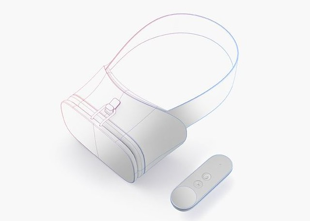 DayDream Android VR