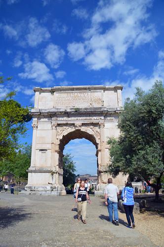Arch of Titus 05