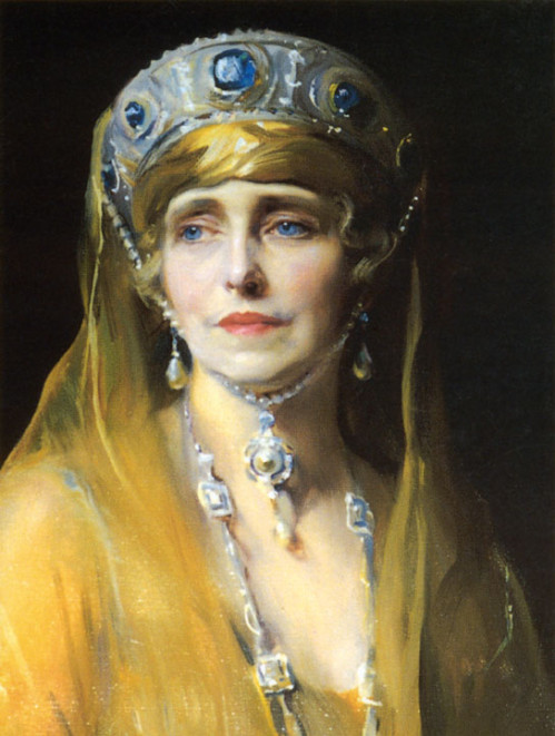 Marie of Rumania by Jacques-Émile Blanche