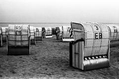 Strandkörbe 3EB