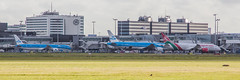 Amsterdam Schiphol Airport - 05-07-2016
