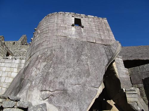 Machu Picchu: le Temple du Soleil