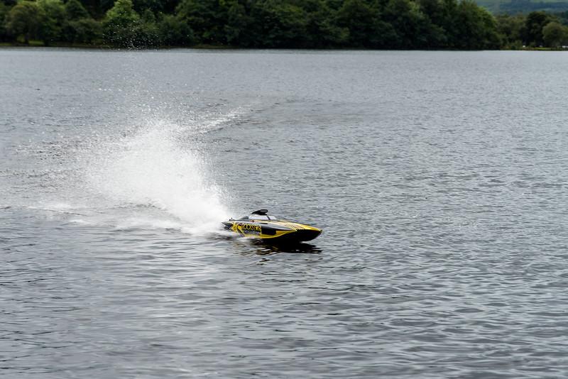 Andy's big ProBoat.