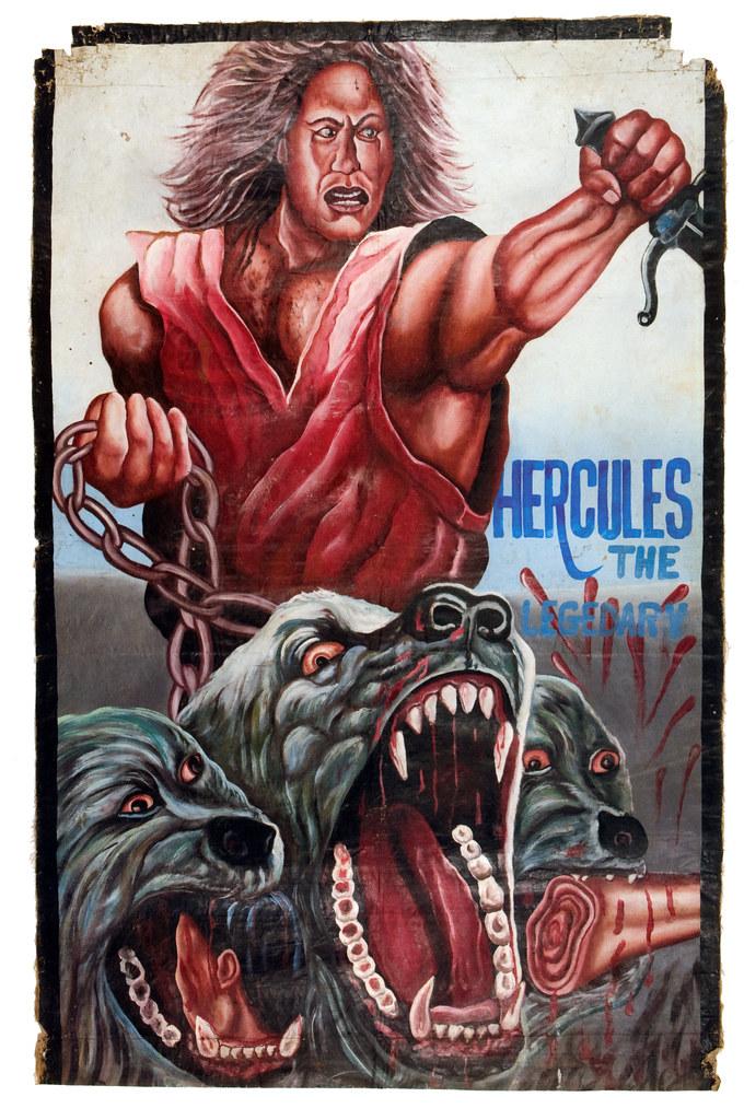 Hercules The Legendary