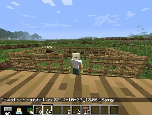 MinecraftEDU Screenshot