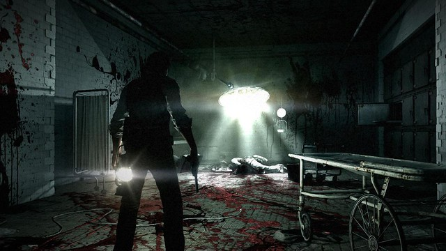 The Evil Within - Screenshot 1