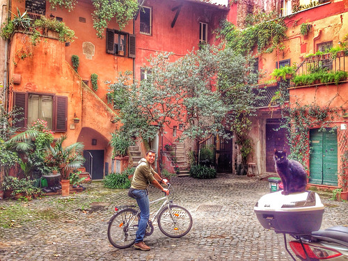 Tour in bici a Roma - Roma Rent Bike