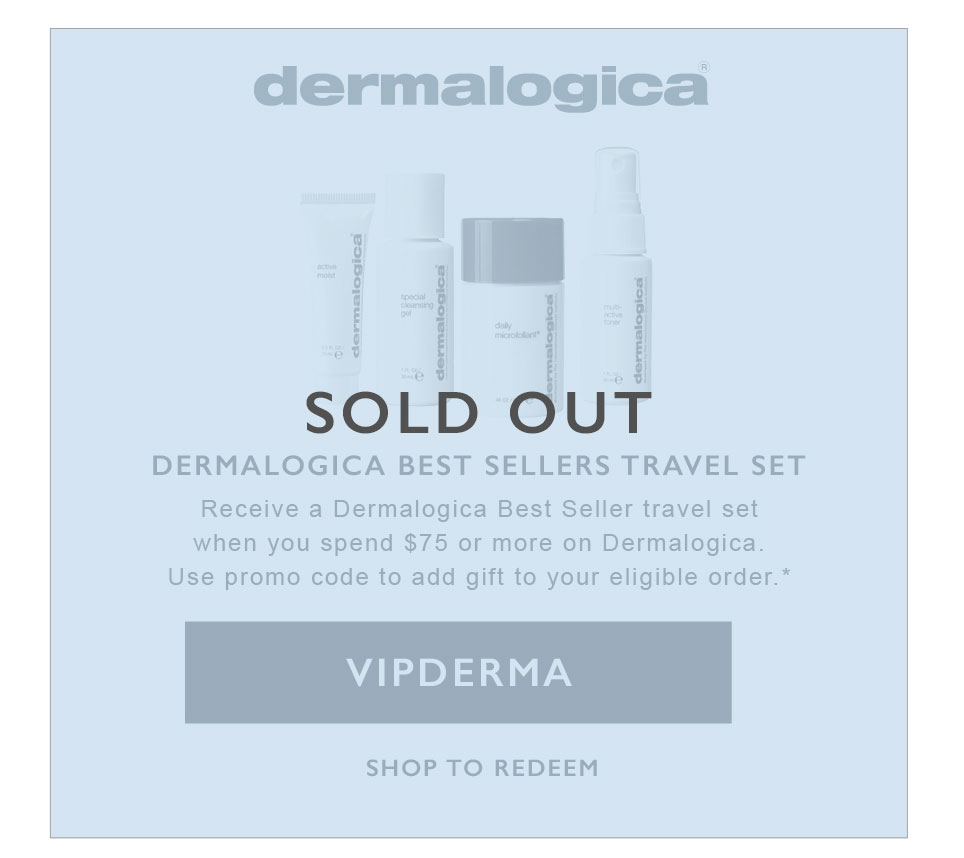 Dermalogica-Sold-Out