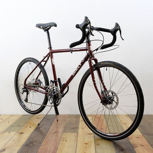 SURLY / DISC TRUCKER COMPLETE BIKE