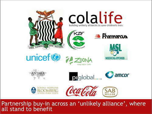 COTZ Unlikely Alliance