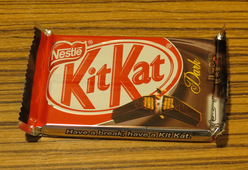 Dark Kit Kat (UK)