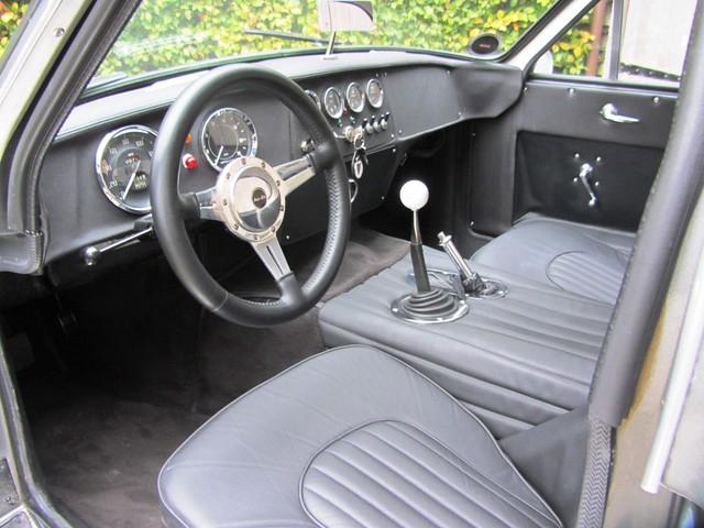 albion motorcars tvr griffith 200 1965. Black Bedroom Furniture Sets. Home Design Ideas