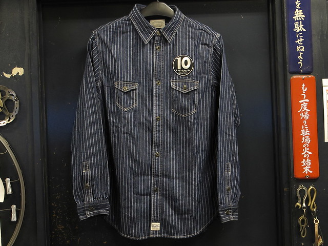 Rew10 Work Shirts Wabash