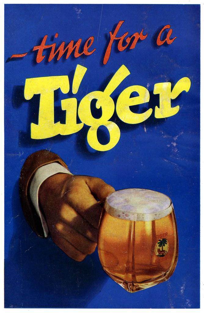 Tiger-1951-time