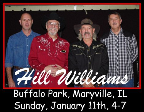 Hill Williams 1-11-15