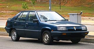 1990 Proton Saga Aeroback (12-valve, Mega Valve)