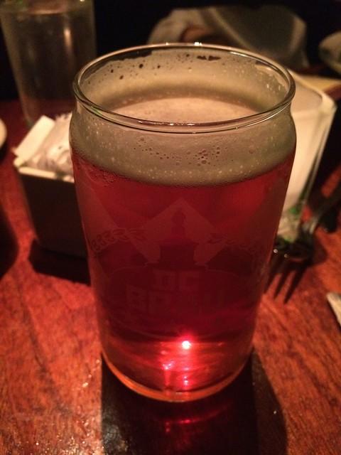 DC Brau The Public pale ale - Old Ebbitt Grill