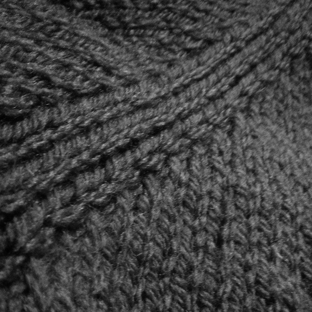 4/5 days of black and white photos - knitting in low light. Tagging @llewsah if she'd like to join in