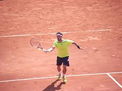 Roland Garros 2014 - Fabio Fognini