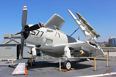 northrop grumman e-2 hawkeye(0.0), north american p-51 mustang(0.0), fighter aircraft(0.0), consolidated pby catalina(0.0), aerospace engineering(1.0), aviation(1.0), military aircraft(1.0), airplane(1.0), propeller driven aircraft(1.0), vehicle(1.0), turboprop(1.0), aircraft engine(1.0), air force(1.0),