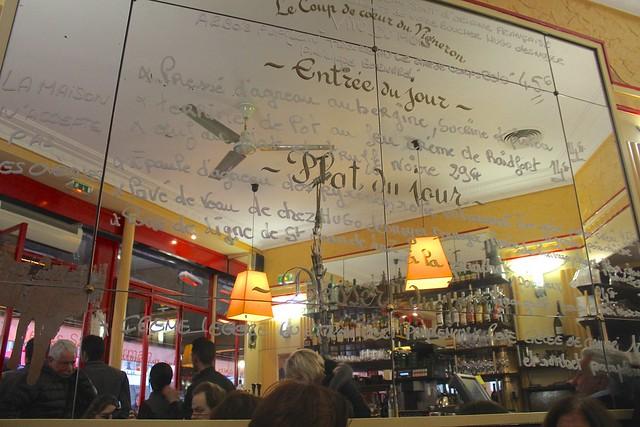 restaurante paris le comptoir du relais