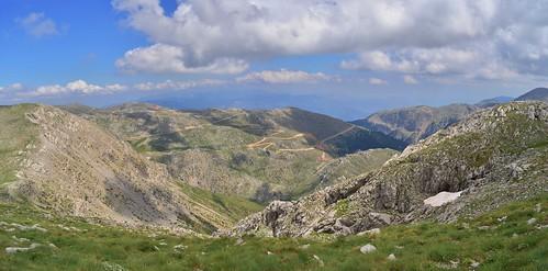landscape greece centralgreece mtgiona