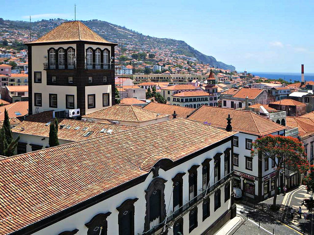 funchal madeira portugal