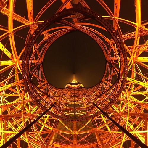 Tokyo Tower Light up