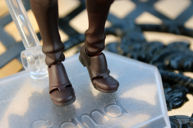 e feet